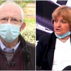 OVO MORA DA ZNA SVAKI GRAĐANIN SRBIJE! Dr Grujičić i Dr Kon UPOZORILI: Zbog OVOGA možete da ZARAZITE SEBE I DRUGE