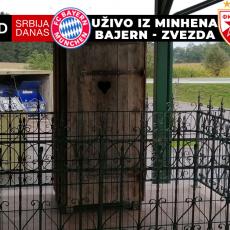 OVO SE BAŠ RETKO VIĐA: Scena kao iz kuće strave, a onda je čikica počeo da pljuje ka novinarima iz Srbije (VIDEO)