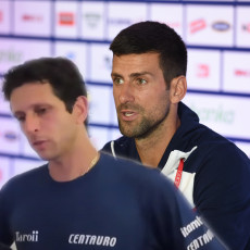 OVO SE ČEKALO! Brazilac napao Novaka, Srbin mu SMESTA ODGOVORIO: Spustio ga za sve pare