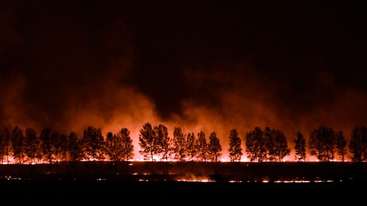 OVO SE NE PAMTI: Požari besne na Arktiku, Sibiru i Aljasci - VIDE SE IZ SVEMIRA (FOTO+VIDEO)