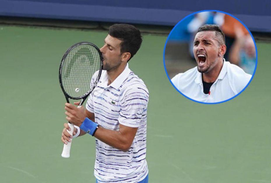 OVO SMO SVI DUGO ČEKALI! Novak Đoković konačno progovorio o kazni za tenisera koji NE MOŽE DA GA VIDI! Kirjosu neće biti SVEJEDNO posle OVOGA