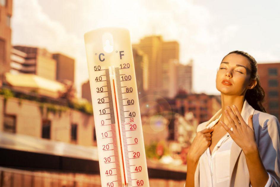 OVOG LETA AMERIKU ČEKA PAKAO: Već sada probijeni mnogi temperaturni rekordi, slede suša i nestašica struje VIDEO