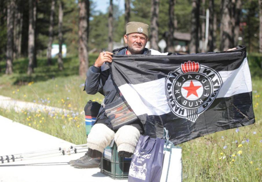 OVOME SE CRNO-BELI NISU NADALI: Partizan odradio jedan trening na Zlatiboru i već razmišlja o promeni lokacije! VIDEO