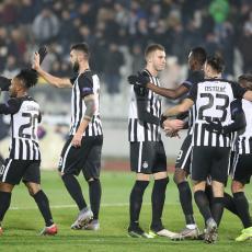 OZBILJAN NOVAC JE U PITANJU: Evo koliko je Partizan zaradio učešćem u Ligi Evrope