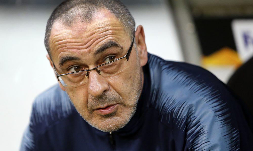 OZDRAVIO Sari se vratio na klupu Juventusa