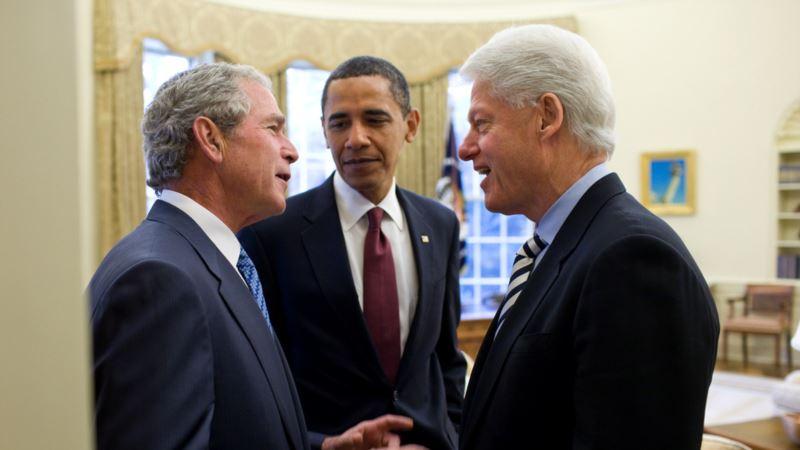 Bajden, Obama, Buš i Klinton spremni da se javno vakcionišu