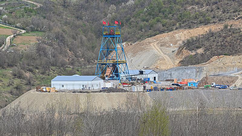 Obaveštenje o testnim miniranjima na ventilacionom oknu rudnika Jama