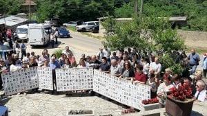 Obeležena 21. godišnjica napada OVK na opštinu Orahovac