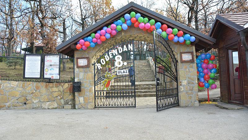 Obeleženo osam godina postojanja ZOO vrta Bor