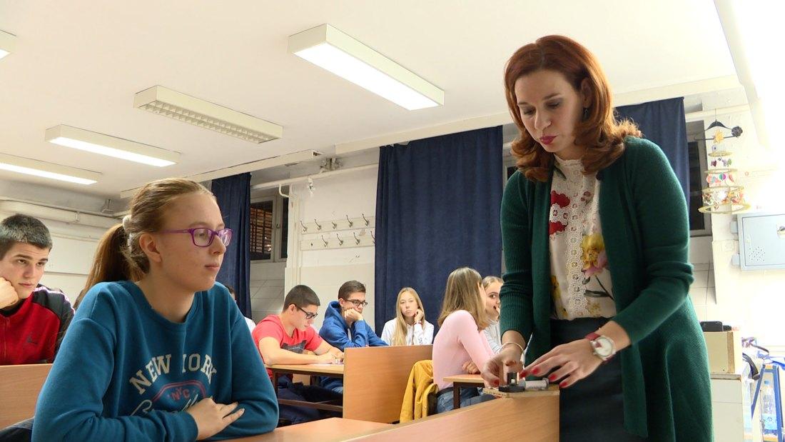 Obično, a vrhunski - jedna od najboljih edukatora u Srbiji