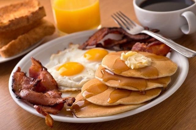 Obilan doručak sagoreva dvaput više kalorija, gubite kilograme i održavate nivo šećera u krvi