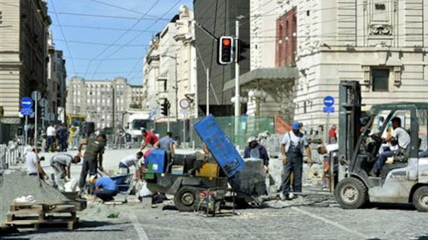 Objavljen ugovor za radove na Trgu republike, neto vrednost 768,3 miliona dinara