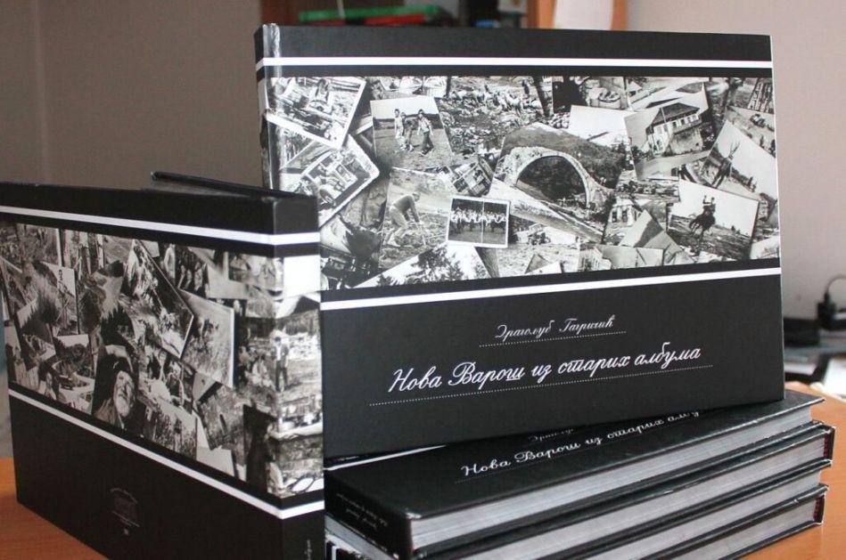 "Objavljena knjiga "" Nova Varoš iz starih albuma """