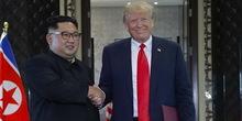 Objavljeni dosad neviđeni snimci susreta Kima i Trampa