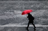 Oblačno, s kišom, do 24 stepena
