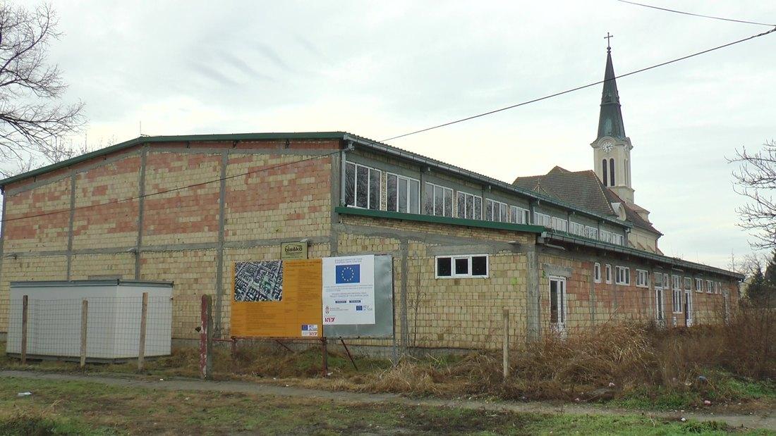 Obnova škola u Bečeju