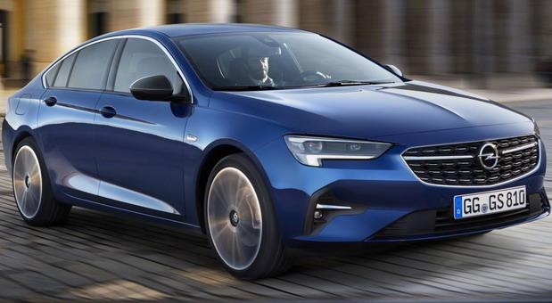 Obnovljena Opel Insignia