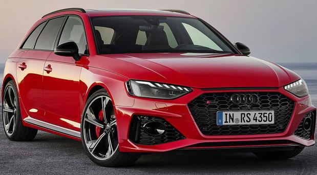 Obnovljeni Audi RS4 Avant