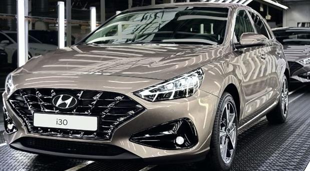 Obnovljeni Hyundai i30 kreće u proizvodnju 25. maja