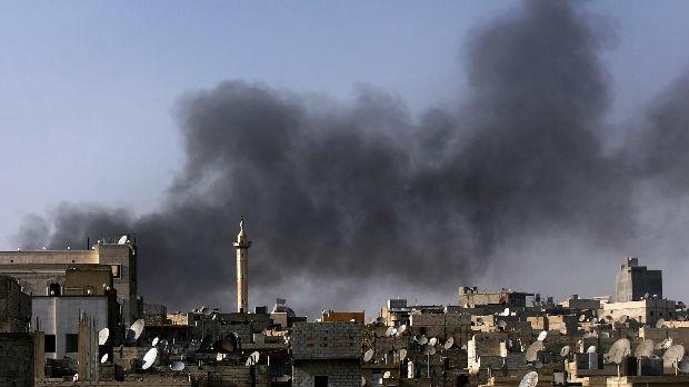 Sirijska PVO dejstvovala na osnovu lažne uzbune, nije bilo novog napada