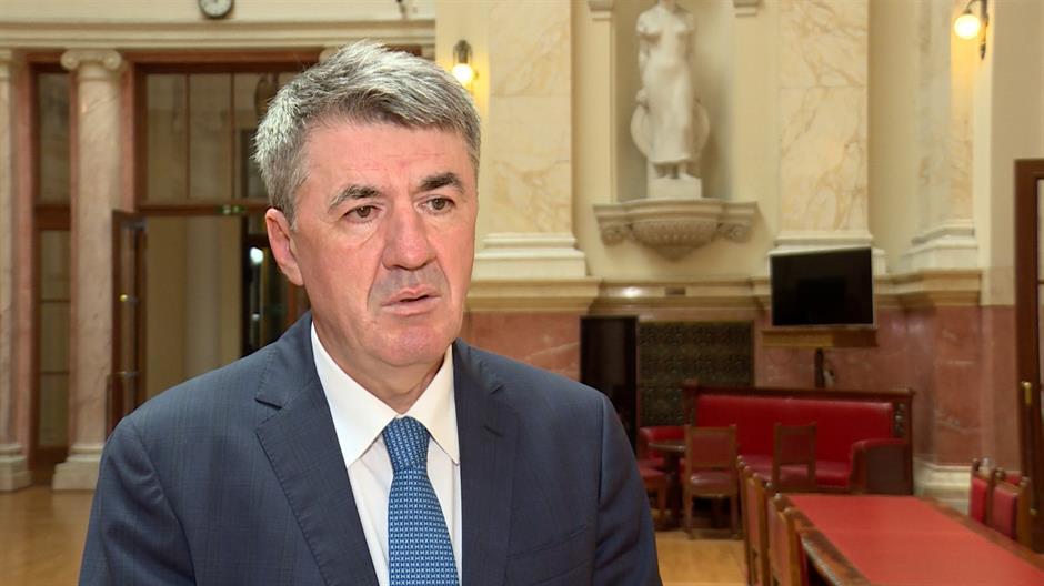Obradović: EU otvorila vrata za razgovore o Kosovu