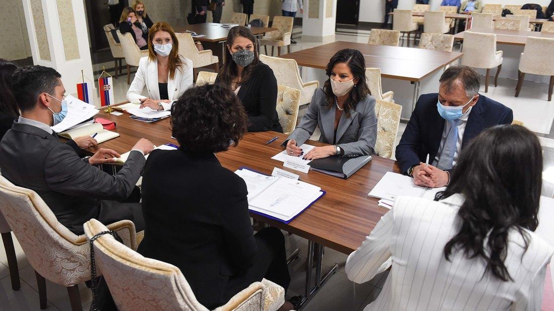 Obradović: Intenziviranje saradnje sa RS u reformi uprave