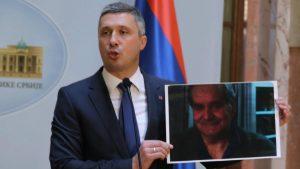 Obradović: MUP da upozna javnost ko je Goran Papić, kum ministra koji je pretukao ugostitelja