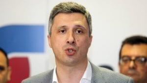 Obradović: Nije bilo upada u Skupštinu grada