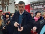 Obradović: Očekuje nas politička kriza, a zatim i smena ovog režima