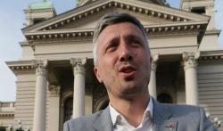 Obradović: Opozicija neće postići ništa ako udje u razorenu skupštinu