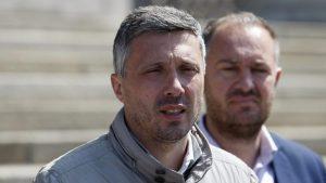 Obradović: Opozicija neće postići ništa ako uđe u razorenu skupštinu