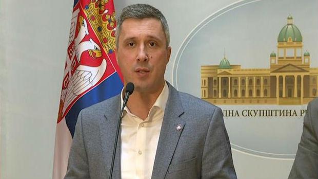 Obradović: Predsedništvo SzS stavilo tačku na slučaj Mićunović