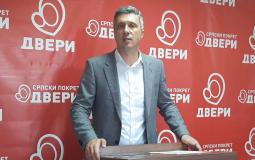 Obradović: Vlast nema pravo da kritikuje građane za neozbiljnost