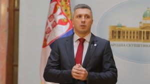 Obradović: Vučića je zabolelo što niko od saradnika u opoziciji ne može da pređe cenzus