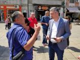 Obradović iz Niša pozvao opoziciju: Povucite liste za neustavne i nelegalne izbore