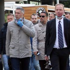 Obradović negirao krivicu: Završeno saslušanje u Prvom osnovnom tužilaštvu