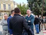 Obradović u Vranju: Nema uslova za održavanje poštenih izbora