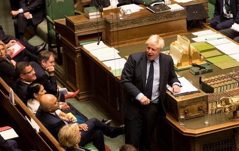 Obrat: Johnsonova suspenzija parlamenta ipak nelegalna