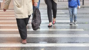 Obustavljen saobraćaj u Ulici kralja Milana zbog pucanja vodovodne cevi