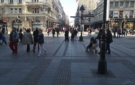 Očekuje se bolja sezona, u Beogradu boravi polovina stranaca