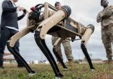 Oči i uši čuvara baze: Roboti-psi dobijaju još jednu namenu VIDEO