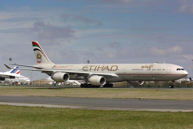 Od 18. jula Etihad obnavlja letove do Beograda