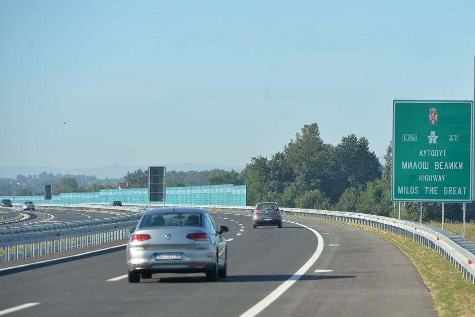 Od 2014. izgrađeno 320 kilometara autoputeva