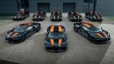 Od Beograda do Zagreba za jedan sat: Bugatti predstavio osam moćnih automobila FOTO