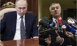 Od Putina lično: Đukanoviću nakon pobede stiglo pismo