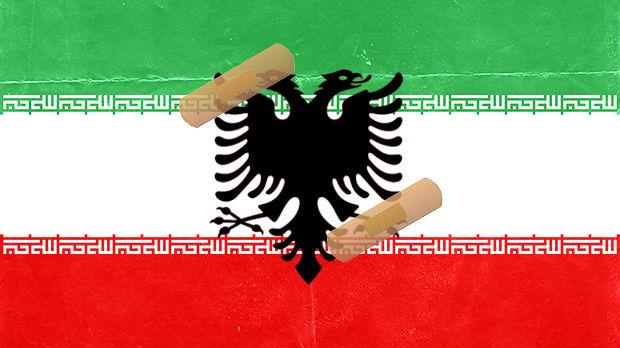 Od Teherana do Drača, zaboravljeni špijunski triler