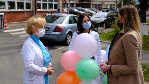 Od Tiršove do KC Niš – Velika akcija opremanja dečjih klinika
