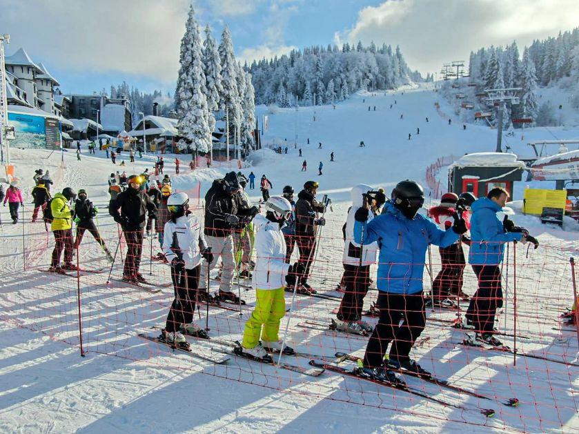 Od danas ponovo skijanje na Jahorini