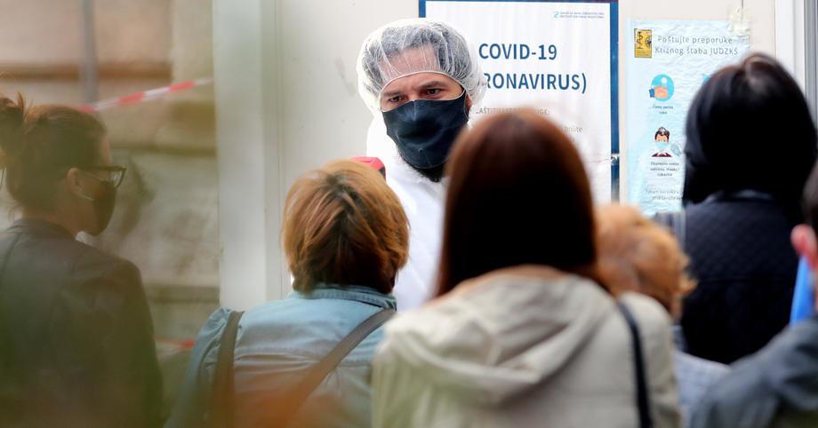 Od danas privremena bolnica u Novopazarskoj banji