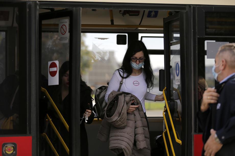 Od danas više od 1.600 autobusa na ulicama Beograda, pojačana kontrola